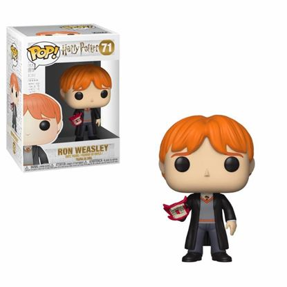 Picture of Harry Potter POP! Movies Vinyl Figura Ron with Howler 9 cm