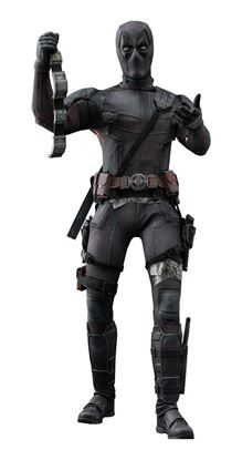 Picture of Deadpool 2 Figura Movie Masterpiece 1/6 Deadpool Dusty Ver. Hot Toys Exclusive 31 cm