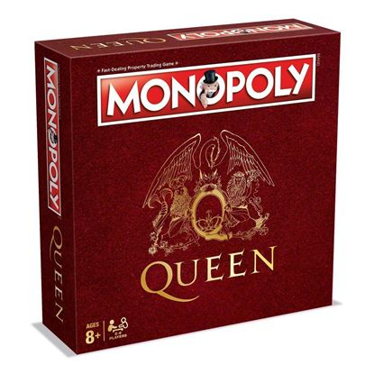Picture of MONOPOLY QUEEN EDICIÓN INGLÉS
