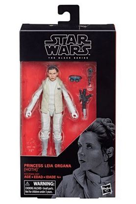 Picture of Star Wars Black Series Figura 2018  Princess Leia Organa Hoth 15 cm