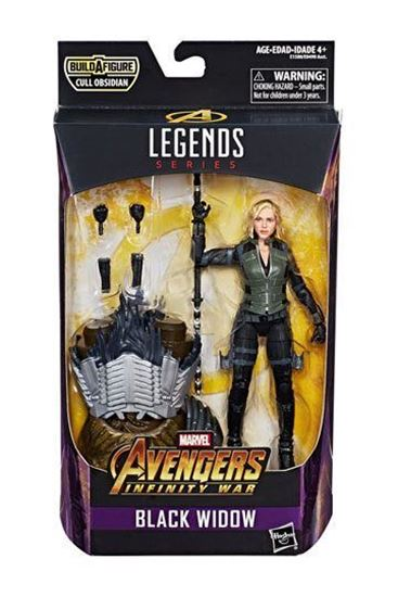 Picture of Marvel  Legends Figura Black Widow (Avengers: Infinity War) 15 cm