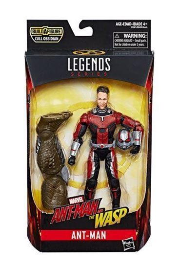 Foto de Marvel  Legends Figura Ant-Man (Ant-Man and The Wasp) 15 cm