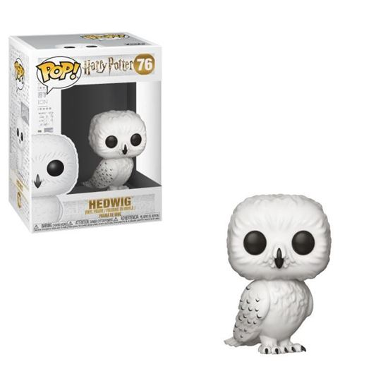 Picture of Harry Potter POP! Movies Vinyl Figura Hedwig 9 cm