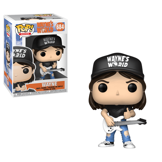 Picture of Wayne's World Figura POP! Movies Vinyl Wayne 9 cm.