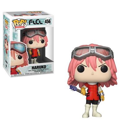 Picture of FLCL POP! Animation Vinyl Figura Haruko 9 cm. DISPONIBLE APROX: MARZO 2019