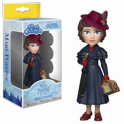 Picture of Mary Poppins 2018 Rock Candy Vinyl Figura Mary 13 cm.
