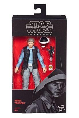 Picture of Star Wars Black Series Figura 2018 Rebel Trooper (Rogue One)  15 cm