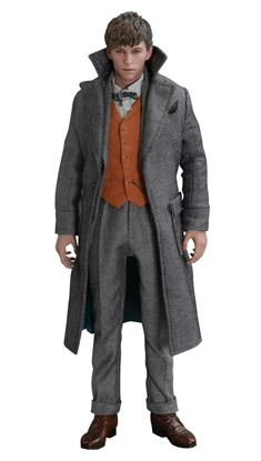 Picture of Animales fantásticos 2 Figura Movie Masterpiece 1/6 Newt Scamander 30 cm