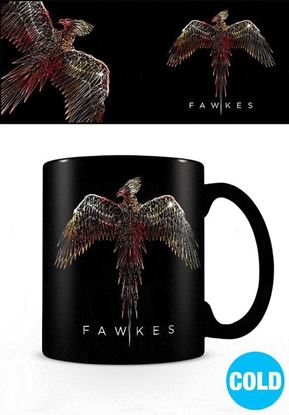 Picture of Taza Térmica Fawkes - Harry Potter