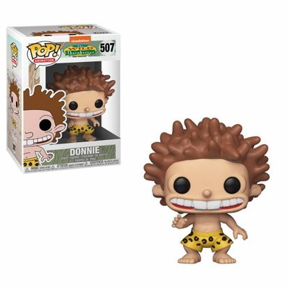 Picture of 90's Nickelodeon POP! Television Vinyl Figura Donnie (Los Thornberrys) 9 cm. DISPONIBLE APROX: MARZO 2019