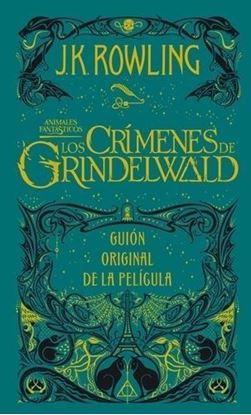 Picture of Animales Fantásticos - Los Crímenes de Grindelwald - Guión Original de la Película
