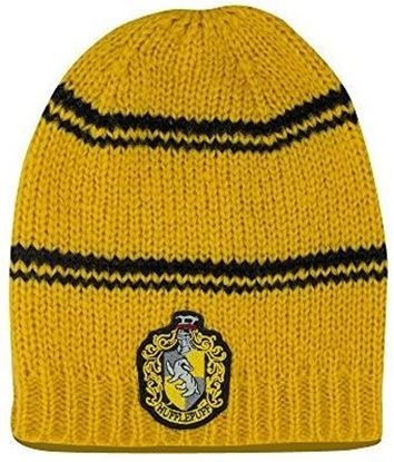 Picture of Gorro Slouchy Hufflepuff - Harry Potter