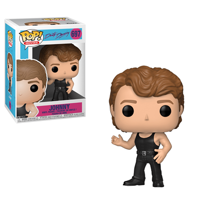 Picture of Dirty Dancing POP! Movies Vinyl Figura Johnny 9 cm