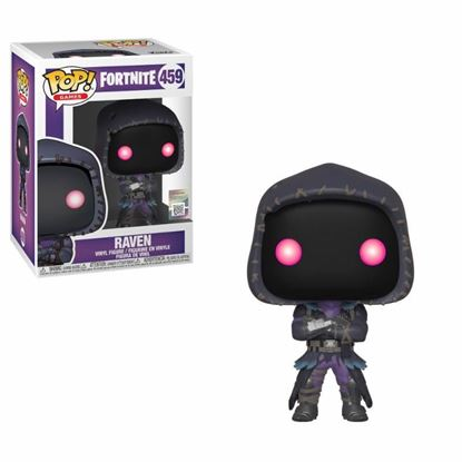 Picture of Fortnite POP! Games Vinyl Figura Raven 9 cm.