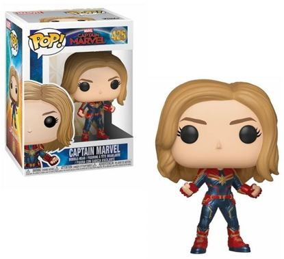 Picture of Captain Marvel POP! Marvel Vinyl Figura Captain Marvel