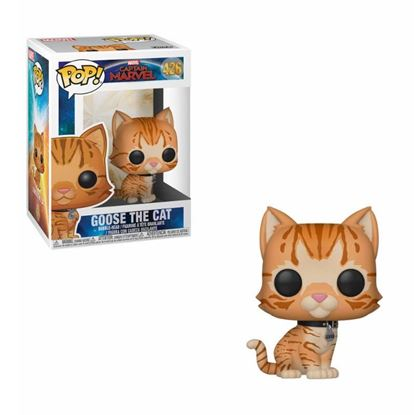 Picture of Captain Marvel POP! Marvel Vinyl Figura Goose the Cat 9 cm.