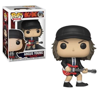 Picture of AC/DC POP! Rocks Vinyl Figura Angus Young 9 cm