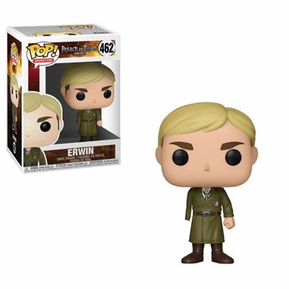 Picture of Attack on Titan POP! Animation Vinyl Figura Erwin (One-Armed) 9 cm.