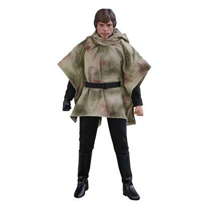 Picture of Star Wars Episode VI Figura Movie Masterpiece 1/6 Luke Skywalker Endor 28 cm