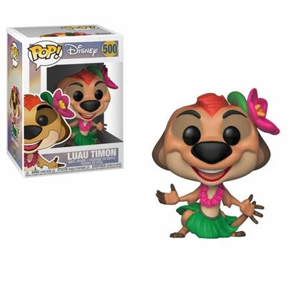 Picture of El Rey León POP! Vinyl Figura Luau Timon 9 cm.