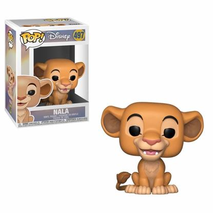 Picture of El Rey León POP! Vinyl Figura Nala 9 cm