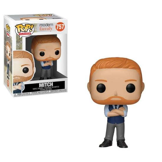 Foto de Modern Family POP! TV Vinyl Figura Mitch 9 cm.