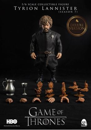 Picture of Juego de Tronos Figura 1/6 Tyrion Lannister Deluxe Version 22 cm