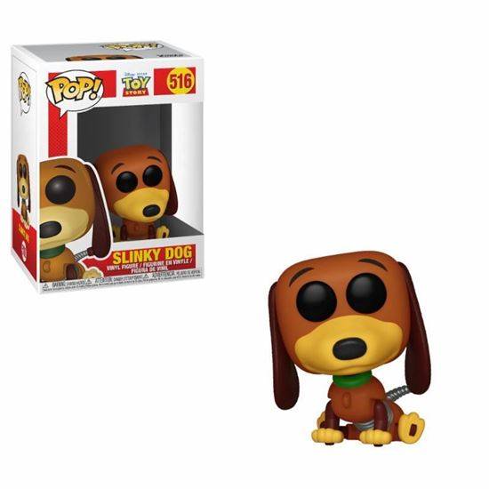 Picture of Toy Story POP! Disney Vinyl Figura Slinky Dog 9 cm