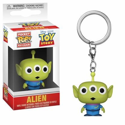 Picture of Toy Story Llavero Pocket POP! Vinyl Alien 4 cm.
