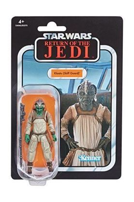 Picture of Star Wars Black Series Vintage Figuras 10 cm 2019 Klaatu (Skiff Guard)