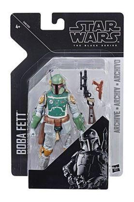 Picture of Star Wars Black Series Archive Figura 15 cm Wave 1 Boba Fett (Episode V)