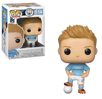 Picture of EPL POP! Football Vinyl Figura Kevin De Bruyne (Manchester City) 9 cm