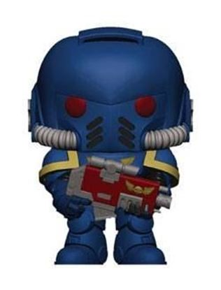 Picture of Warhammer 40K Figura POP! Games Vinyl Ultramarines Intercessor 9 cm.