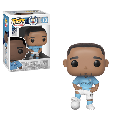 Picture of Manchester City FC Gabriel Jesus Pop! Vinyl Figure