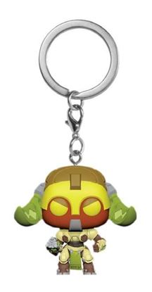 Picture of Overwatch Llavero Pocket POP! Vinyl Orisa 4 cm. DISPONIBLE APROX: MAYO 2019