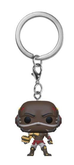 Picture of Overwatch Llavero Pocket POP! Vinyl Doomfist 4 cm. DISPONIBLE APROX: MAYO 2019