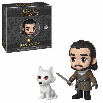 Picture of Juego de Tronos Figura 5 Star Jon Snow 8 cm.