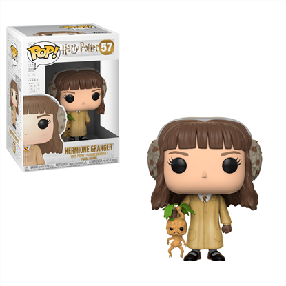 Picture of Harry Potter POP! Movies Vinyl Figura Hermione Granger (Herbology) 9 cm