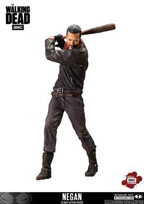 Picture of The Walking Dead TV Version Figura Deluxe Negan 25 cm