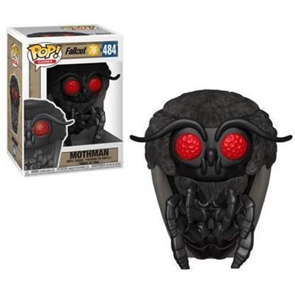 Picture of Fallout 76 Figura POP! Games Vinyl Mothman 9 cm
