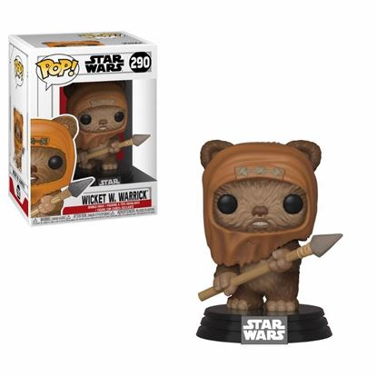 Picture of Star Wars Figura POP! Movies Vinyl Wicket 9 cm