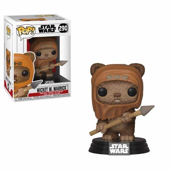 Picture of Star Wars Figura POP! Movies Vinyl Wicket 9 cm