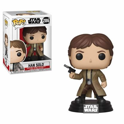 Picture of Star Wars Figura POP! Movies Vinyl Endor Han Solo 9 cm