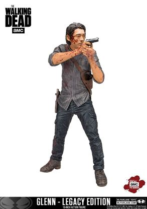 Picture of The Walking Dead TV Version Figura Deluxe Glenn Legacy Edition 25 cm