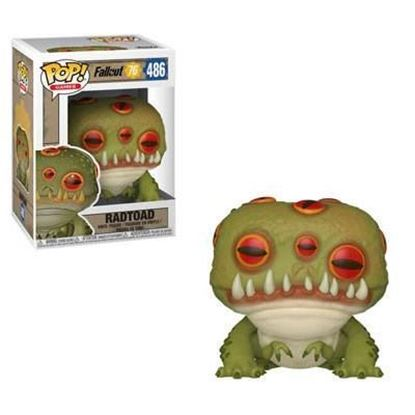 Picture of Fallout 76 Figura POP! Games Vinyl Radtoad 9 cm