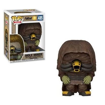 Picture of Fallout 76 Figura POP! Games Vinyl Mole Miner 9 cm