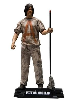 Picture of The Walking Dead TV Version Figura Savior Prisoner Daryl 18 cm