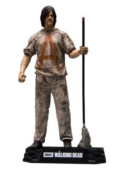 Picture of The Walking Dead TV Version Figura Savior Prisoner Daryl 18 cm