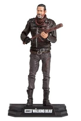 Picture of The Walking Dead TV Version Figura Negan Exclusive Bloody Edition 18 cm