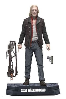 Picture of The Walking Dead TV Version Figura Color Tops Dwight 18 cm